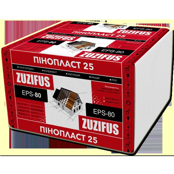 Пенопласт 25 EPS-80